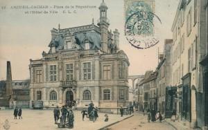 Mairie d'Arcueil-Cachan